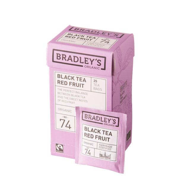 Bradley's Black Tea Red Fruit
