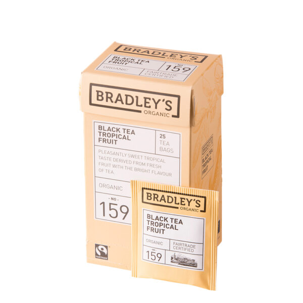 Bradley's Black Tea Tropical Fruit