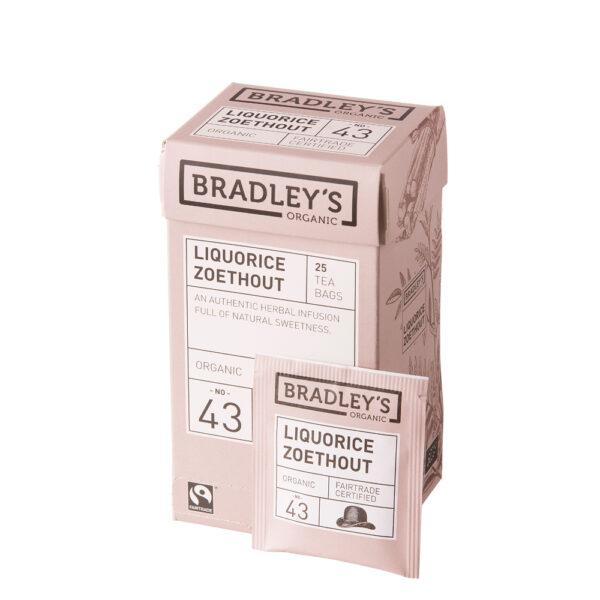 Bradley's Liquorice Zoethout