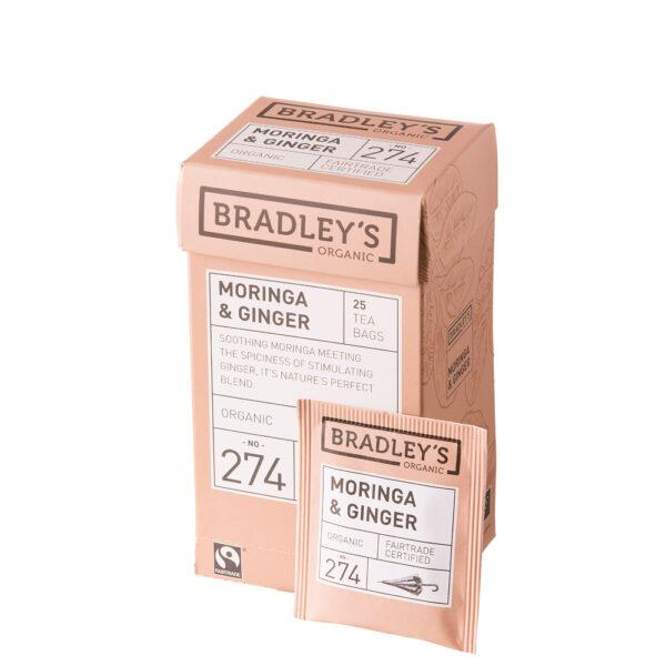 Bradley's Moringa & Ginger