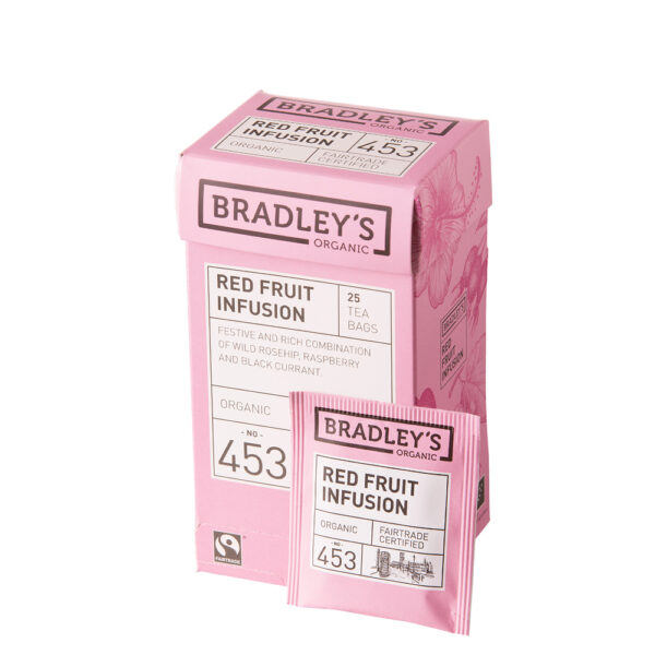 Bradley's Red Fruit Infusion