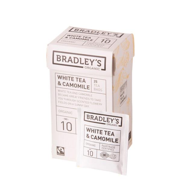 Bradley's White Tea & Camomile