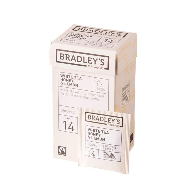 Bradley's White Tea Honey & Lemon