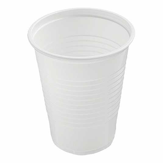 CoffeeClick Plastic Witte Beker