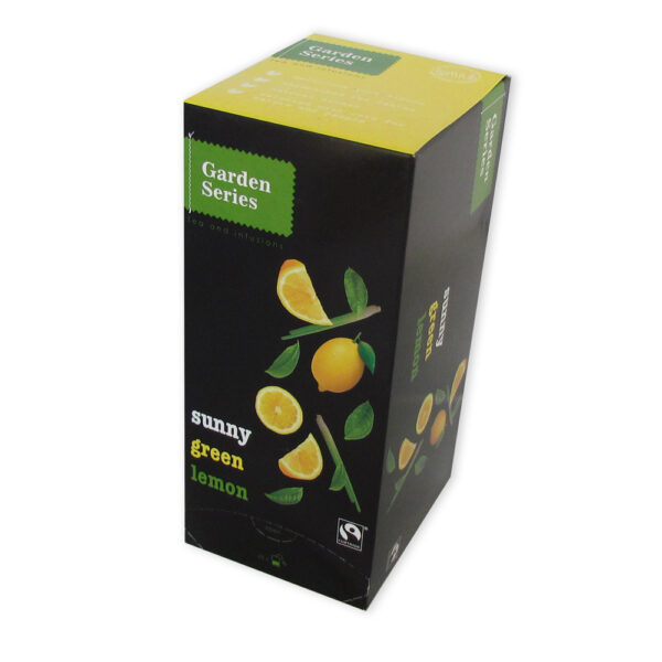 Garden Series Sunny Green Lemon