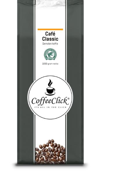 Café Classic Gemalen Koffie