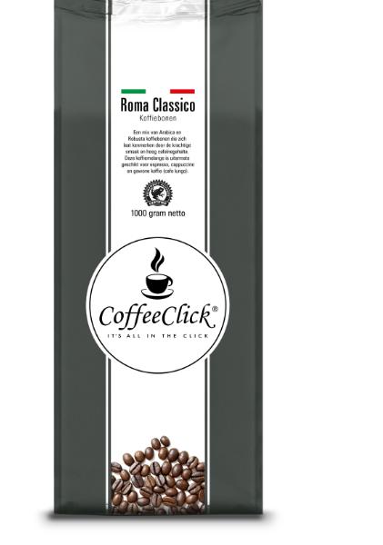 Roma Classico Koffiebonen