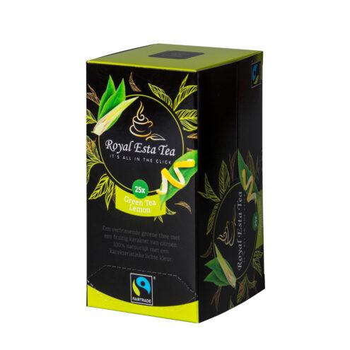Royal Esta Tea Green Lemon