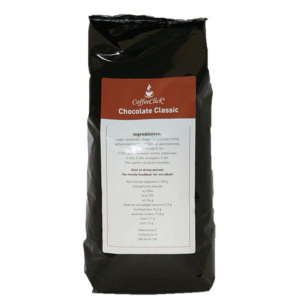 CoffeeClick Chocolate Classic